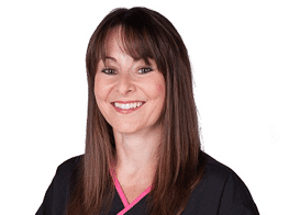 Dental Hygienist Justine Eastwood